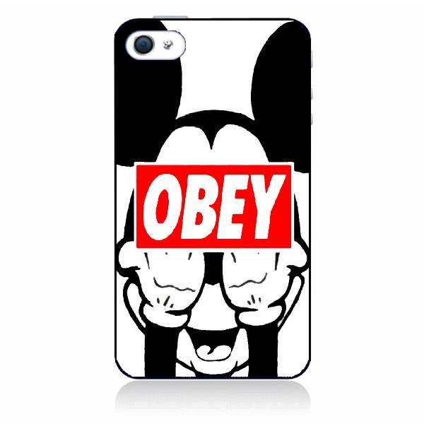 telephonie r coque iphone  obey