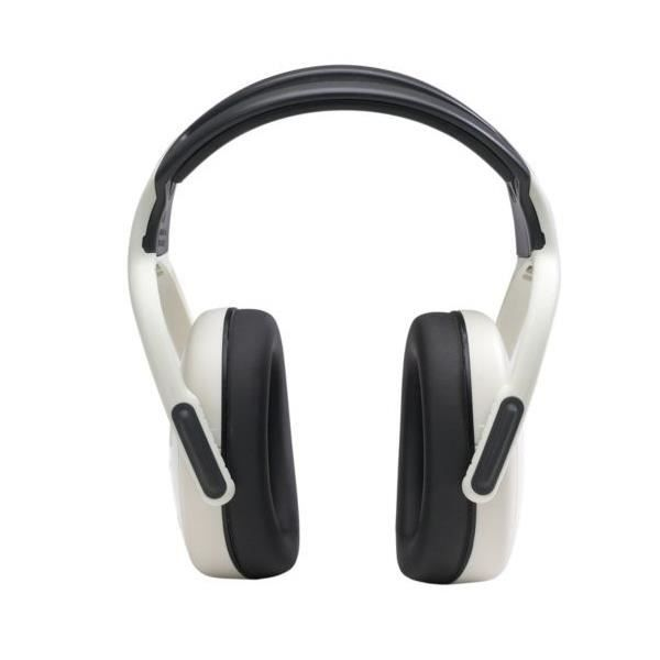 Casque anti bruit passif left right msa blanc achat for Meilleur casque anti bruit passif