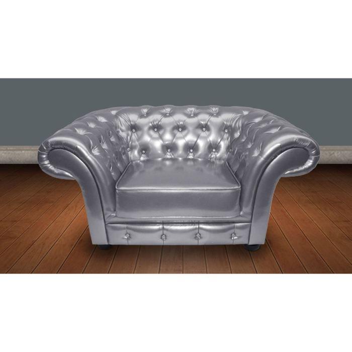 Ce canap une place avec sa large assise vous garantit un for Canape une place