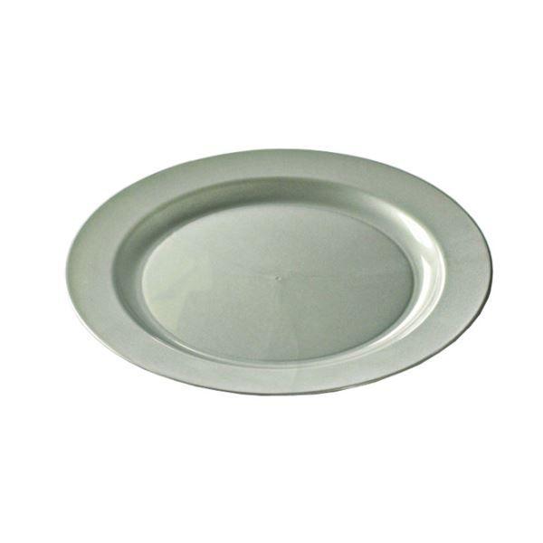 Assiette Plastique Argente Achat Vente Assiette