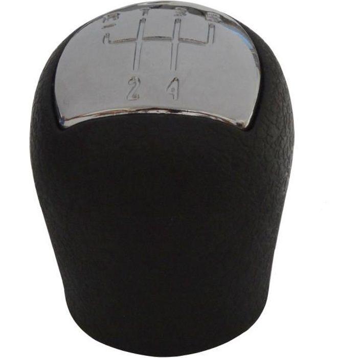 aerzetix pommeau levier de vitesse couleur chr me pour. Black Bedroom Furniture Sets. Home Design Ideas