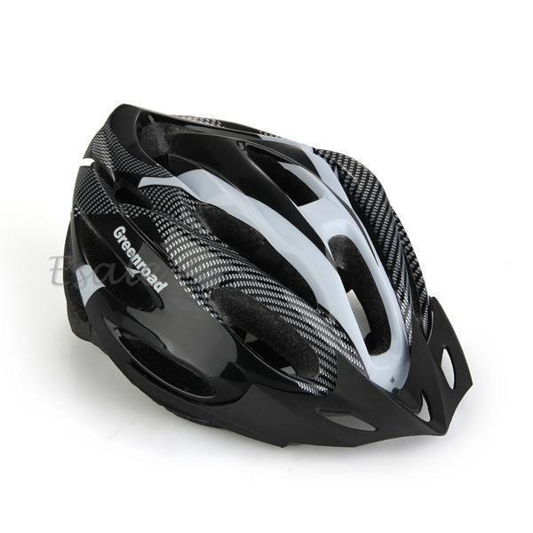 casque v lo vtt vtc bicyclette bike helmet blan prix. Black Bedroom Furniture Sets. Home Design Ideas