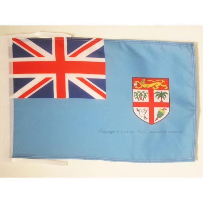 Drapeau fidji 45x30cm fidjien haute qualit achat for Linge de maison haute qualite