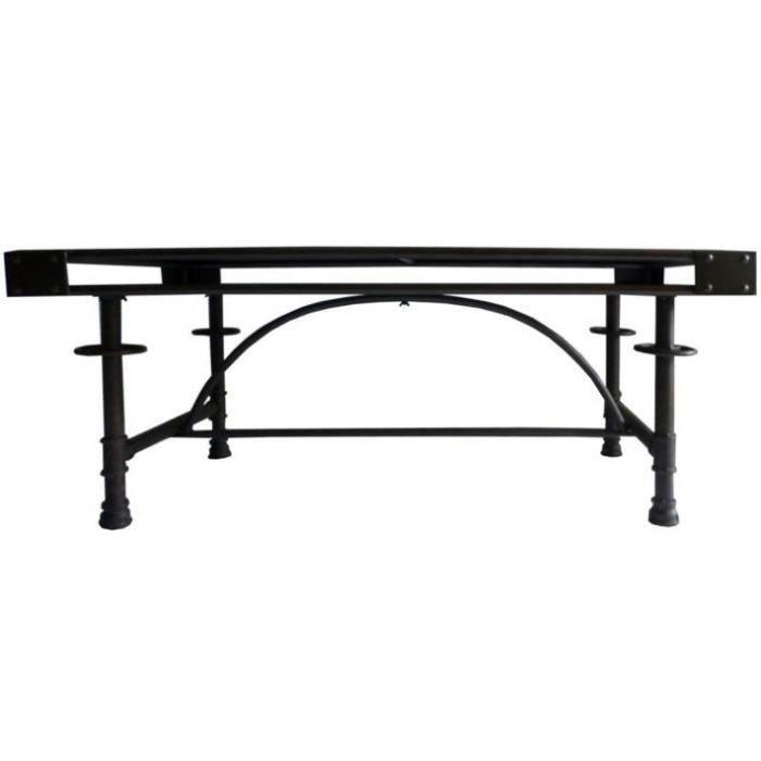 Table basse en m tal toline achat vente table basse - Table basse c discount ...