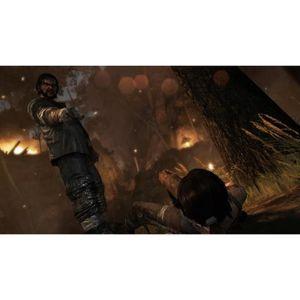 Tomb Raider Essentials Jeu PS3