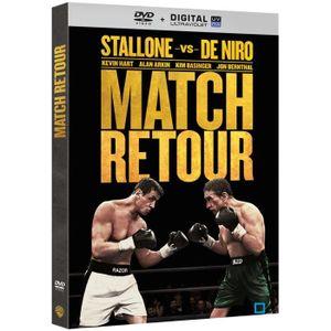 DVD FILM DVD Match retour