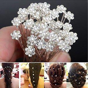 barrette chouchou lot de 20 bijoux epingle cheveux en forme de fle - Epingle Cheveux Mariage