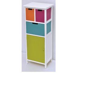 Petit meuble bas de rangement achat vente petit meuble - Petit meubles de rangement conforama ...