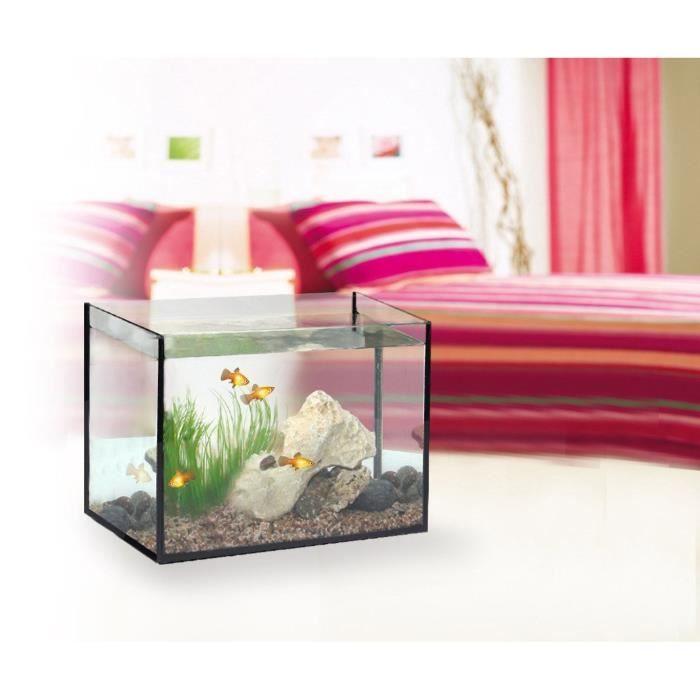 petit aquarium rectangulaire. Black Bedroom Furniture Sets. Home Design Ideas