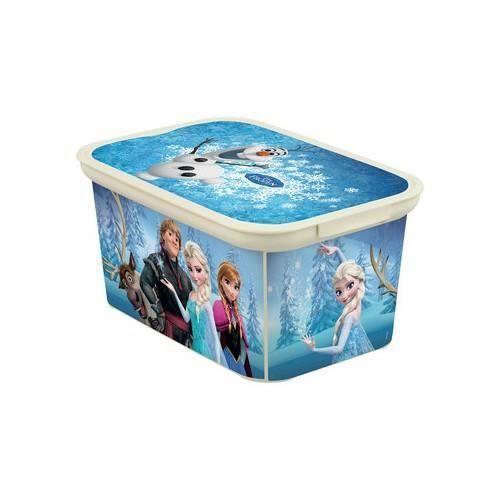 Boite deco amsterdam s decor la reine des neiges achat vente boite de rangement cdiscount - Boite a bijoux reine des neiges ...