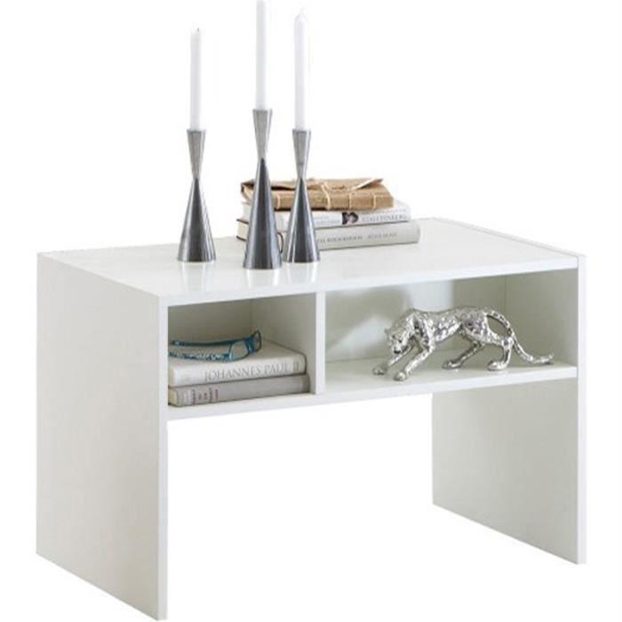 Table d 39 appoint pour montage horizontal ou vertical for Table d appoint pour lit