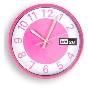 horloge murale calendrier achat vente horloge murale calendrier pas cher les soldes sur. Black Bedroom Furniture Sets. Home Design Ideas