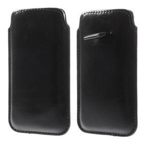 HOUSSE - ÉTUI Etui Noir pour Samsung Player Addict - Player City
