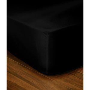 drap housse 160x200 grand bonnet achat vente drap housse 160x200 grand bo. Black Bedroom Furniture Sets. Home Design Ideas