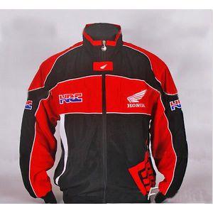 BLOUSON DE SPORT vêtements de cyclisme Honda veste moto motogp hive
