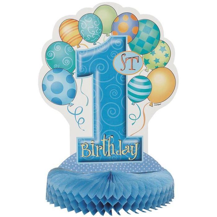 centre de table 1er anniversaire gar 231 on achat vente d 233 coration de table cdiscount