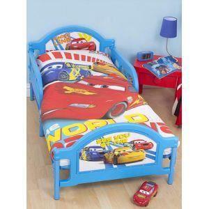 parure de lit disney cars pour lit junior 120x1 achat vente parure de drap cdiscount. Black Bedroom Furniture Sets. Home Design Ideas