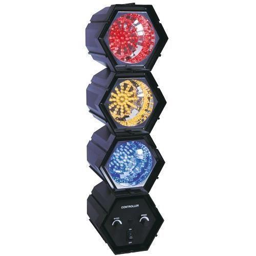 ibiza s quenceur de lumi re 3 modules led ampoule clairage sc ne avis et prix pas cher. Black Bedroom Furniture Sets. Home Design Ideas