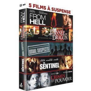 DVD FILM DVD Coffret  suspense : from hell ; l'année du ...