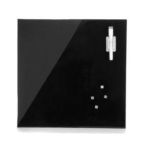 tableau memo magnetique achat vente tableau memo magnetique pas cher cdiscount. Black Bedroom Furniture Sets. Home Design Ideas