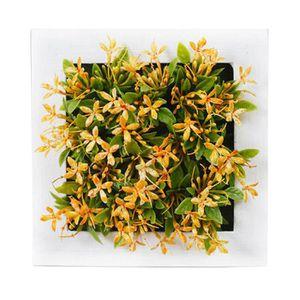 Cadre fleurs artificielles achat vente cadre fleurs for Soldes fleurs artificielles