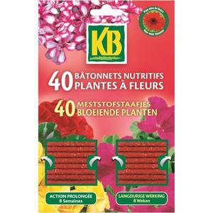ENGRAIS Bâtonnets nutritifs plantes fleuries