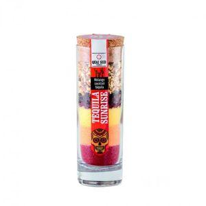 Punch-Cocktail préparé Quai Sud - Mélange pour Tequila Sunrise Multicolor