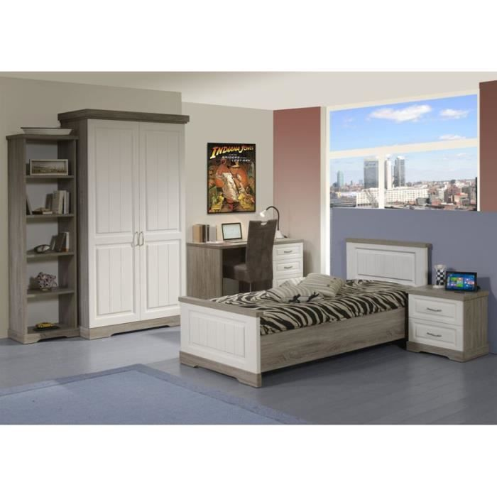 Chambre coucher enfant dominique achat vente chambre compl te chambre - Chambre a coucher cdiscount ...