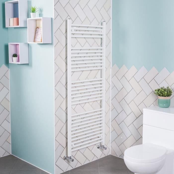 s che serviettes eau chaude bergen 730w 1500 x 600mm. Black Bedroom Furniture Sets. Home Design Ideas