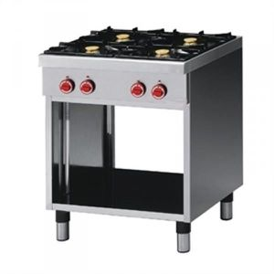 PLAQUE ÉLECTRIQUE  Cuisinière gaz professionnel