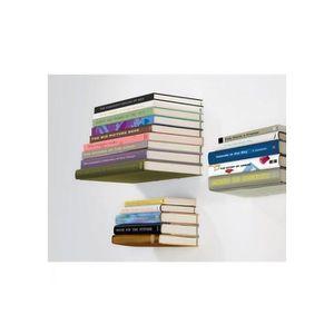 etagere murale pour livre achat vente etagere murale pour livre pas cher cdiscount. Black Bedroom Furniture Sets. Home Design Ideas