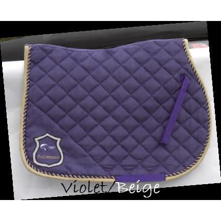 Tapis Event Violet Beige Cheval Performance Achat