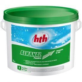 Hth alcanal achat vente traitement de l 39 eau hth for Tac produit piscine