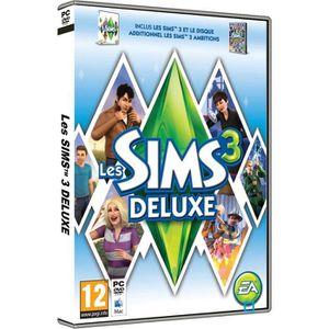 JEU PC LES SIMS 3 DELUXE / Jeu PC