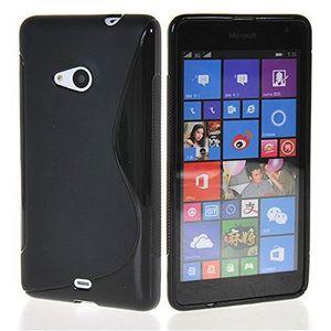 Coque TPU type S pour Microsoft Nokia Lumia 535...