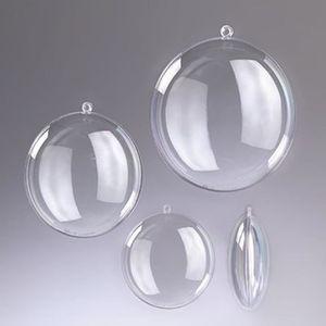 deco noel boule transparente achat vente deco noel boule transparente pas cher cdiscount. Black Bedroom Furniture Sets. Home Design Ideas