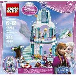 pion figurine de jeu frozen palais de glace lego