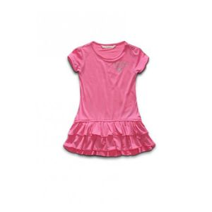 ROBE Robe Guess Fille Rose Couleur Rose