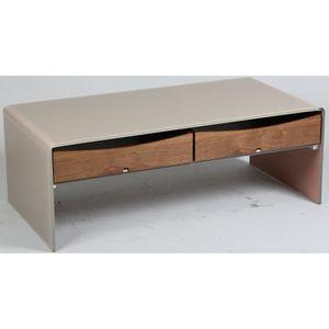 Table basse en verre avec tiroir achat vente table basse en verre avec tiroir pas cher les - Table basse en verre cdiscount ...