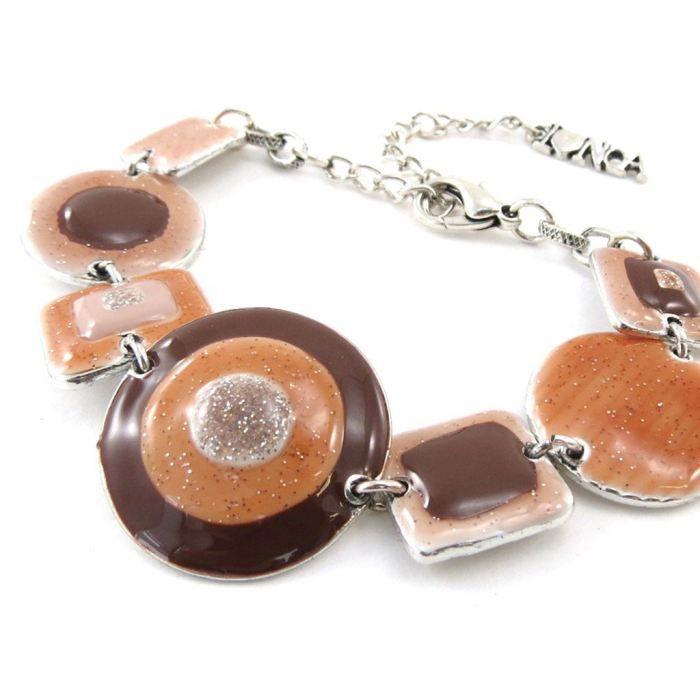 Bracelet cr ateur coloriage marron achat vente - Coloriage marron ...