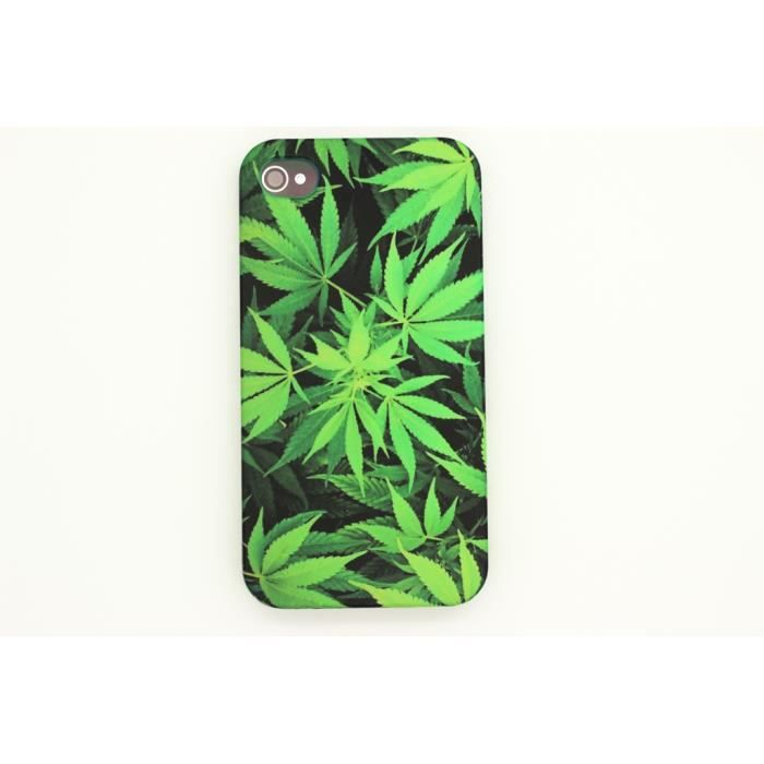 coque canabis iphone 5