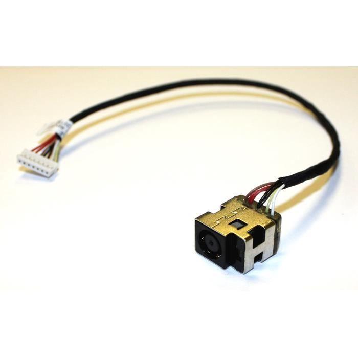 hp g62 a15ei connecteur alimentation pc portable avec. Black Bedroom Furniture Sets. Home Design Ideas
