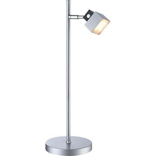 led lampe de bureau 1 ampoule carreaux vika achat vente led lampe de bureau 1 ampou. Black Bedroom Furniture Sets. Home Design Ideas