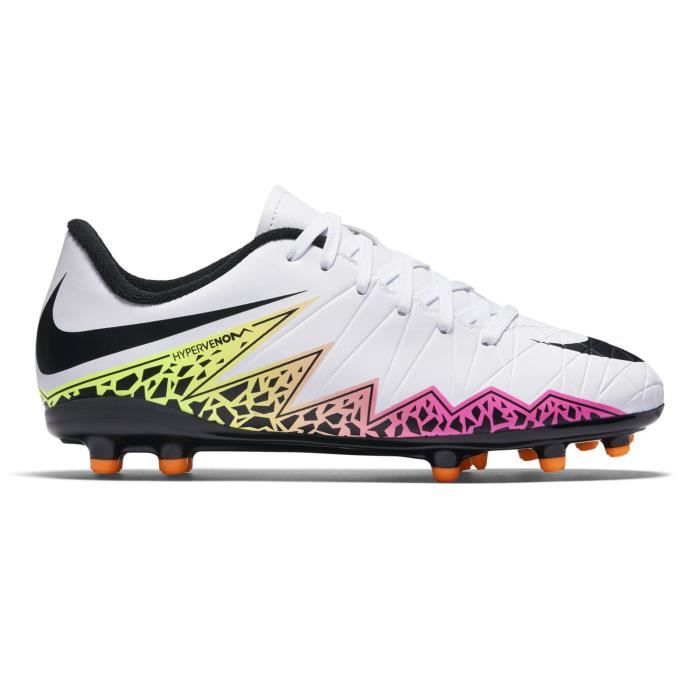 Junior Phelon Blanc Ii Nike Chaussures Hypervenom De Foot Fg htdBsoQrxC