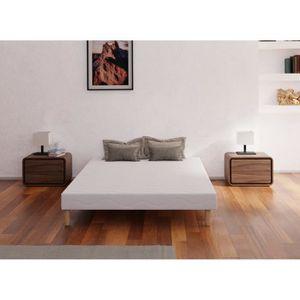 sommier a lattes 70x190 achat vente sommier a lattes 70x190 pas cher cdiscount. Black Bedroom Furniture Sets. Home Design Ideas