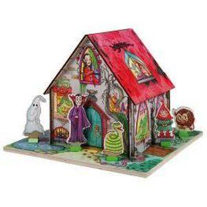 3-D Puzzle, My House Horreur…