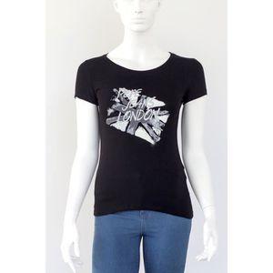 T-SHIRT T-shirt PEPE JEANS LONDON - Noir (L - Noir)