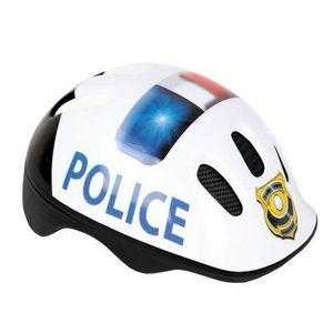CASQUE DE VÉLO POLICE Casque vélo