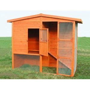 poulailler exterieur achat vente poulailler exterieur pas cher soldes cdiscount. Black Bedroom Furniture Sets. Home Design Ideas