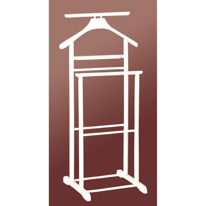valet de nuit double bois massif emy achat vente valet de chambre valet de nuit bois emy. Black Bedroom Furniture Sets. Home Design Ideas
